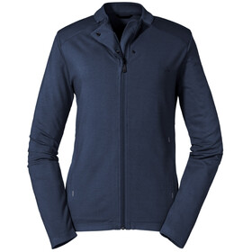 Schöffel Parnell Fleece Jacket Women navy blazer
